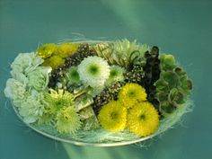 A floral pavé design printed in Floral Design magazine , Helen Allen, Verdila Magazine Design, Cabbage, Floral Design, Printed, My Favorite Things, Vegetables, Flowers, Plants, Floral Patterns