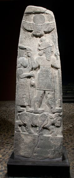Hittite, tombstone, Arsuz,Hatay Museum (Erdinç Bakla archive)