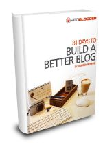 Problogger website - many great tips and products to improve your blog.  Love this!
