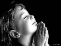 I love the prayers of a child