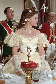 Romy as Sisi! Film Passion, Sissi Film, Vintage Princess, Princess Aesthetic, Actrices Hollywood, Costume Collection, 80s Dress, Mode Vintage, Prom Dresses