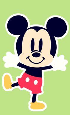 Lockscreen Mickey Mouse