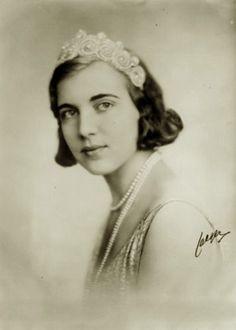 carolathhabsburg:  Princess Ingrid of Sweden, later Queen of Denmark, 1920s
