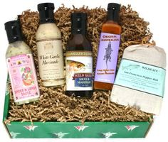 The Seafood Lover's Gourmet Gift Box - http://mygourmetgifts.com/the-seafood-lovers-gourmet-gift-box/