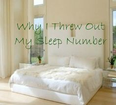 The important health reasons why I threw out my sleep number bed and got an IntelliBED instead.