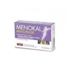 Farmaderbe – Vitalfactors Menokal Menopause Vitalfactors – 30 Compresse – Diete e Dimagranti a soli 14,25€