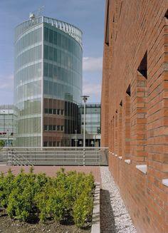 Gemeentehuis Nieuwegein (Jaco D. de Visser Architecten)