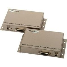NEW DVI Extra Long Range Extender (Peripheral Sharing) by Gefen. $612.07