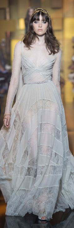 Christian Dior fall 2015 couture