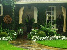 Decoracion y Diseño de Jardines de Casas Pequeñas