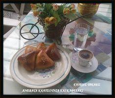 Γλυκές Τρέλες: ΚΑΛΤΣΟΥΝΙΑ ΑΝΕΒΑΤΑ ΚΡΗΤΙΚΑ ΠΕΝΤΑΝΟΣΤΙΜΑ! French Toast, Pudding, Breakfast, Desserts, Food, Morning Coffee, Tailgate Desserts, Deserts, Custard Pudding