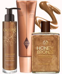 The Best Body Bronzers that Require Zero Commitment from InStyle.com