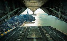theblackworkshop:  Lower Manhattan