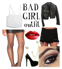"""""""Take out the Bad Side of you!! Take a risk!"""" by cookiesforliam ❤ liked on Polyvore featuring Bling Jewelry, Alexander Wang and MANGO"""