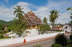 O melhor de Luang Prabang