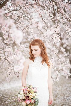 Almond Blossom Inspiration by Diana McGregor | magnolia rouge