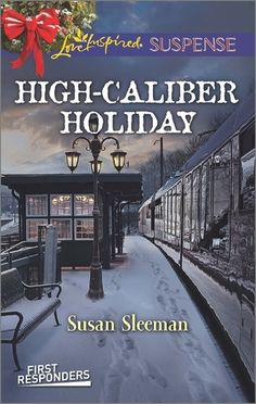 Book Reviews by Tima: High-Caliber Holiday by Susan Sleeman (A Christmas Suspense)