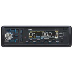 Fold Down Full Detachable PLL Electronic Tuning Stereo AM/FM Radio MP3/CD Player with Text Function, USB Input, SD/MMC Card Slot, MP3 (ESP) Anti-skip Protection & Remote Control