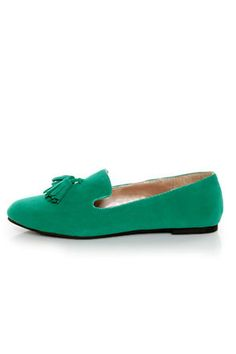 You think your loafers are hot?...not unTEAL you get these...your favorite loafers just got even cuter!
