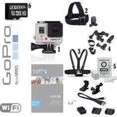 GoPro HERO3+ Hero 3+ 10MP Full HD 1080p 60 fps Built-In Wi-Fi Waterproof Wearable Camera Silver 32GB Edition (Dive Bundle)  http://www.lookatcamera.com/gopro-hero3-hero-3-10mp-full-hd-1080p-60-fps-built-in-wi-fi-waterproof-wearable-camera-silver-32gb-edition-dive-bundle/