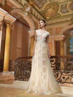 Natalia Vasiliev wedding dress <3