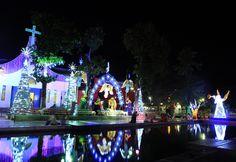 Decoração de Natal em Camaçari.