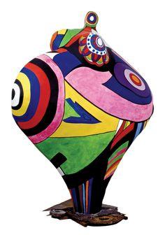 Niki de Saint Phalle | The exhibition | Guggenheim Museum Bilbao