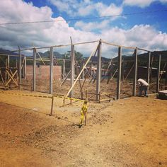 Perspectiva del comedor infantil en Matagalpa