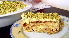 Tiramisù al pistacchio - Annamaria tra forno e fornelli