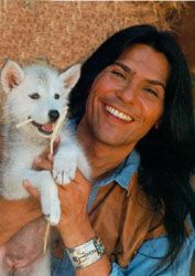 Duane Loken (Actor) - Comanche Indian......adorable...BOTH :)
