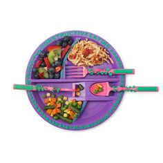 Cups, Dishes & Utensils Radient Constructive Eating Construction Plate With Construction Utensil Set For Toddler Feeding Sets