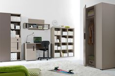 Nikko #room #children #inspiration #idea #decoration #meble #furniture #student