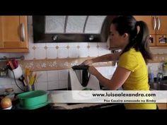 Pizza Rústica Alta e Fôfa • www.luisaalexandra.com - YouTube