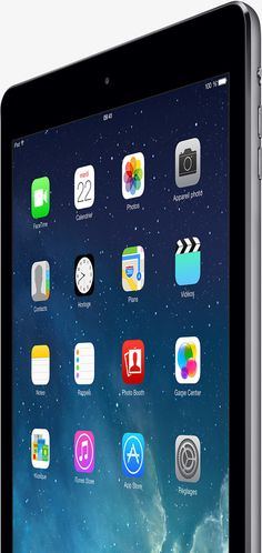 Apple - iPad Air - Design