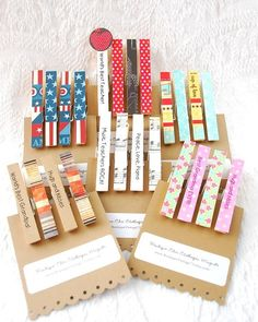 Budget Mothers day gifts http://www.infobarrel.com/Top_10_Mothers_Day_Gifts_on_a_Budget.    Label snack clips