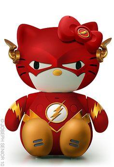 Hello Flash by yodaflicker, via Flickr