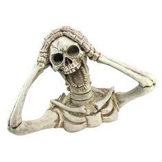 Skeleton | Wayfair Fire And Ice Dragons, Human Skeleton, Skeleton Drawings, Crushed Stone, Animal Statues, Halloween Skeletons, Halloween Decorations, Halloween Ideas, Halloween Eve