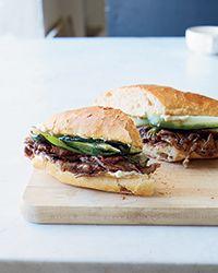 Bulgogi-Style Pepper Steak Sandwiches
