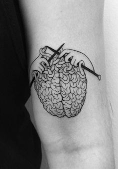 Putting it back together... 27 Bold Illustrations Blackwork Tattoos - #tattoos #blackwork