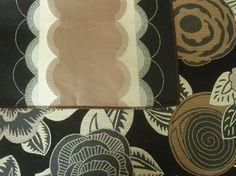 art deco fabrics @ decodame. Art Deco Fabric, Art Deco Rugs, Upholstery, Fabrics, Wallpaper, House, Furniture, Home Decor, Tejidos