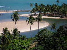 Praia de Duas Barras, Jequiá da Praia, Alagoas