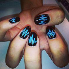 Instagram photo by nailsbymh  #nail #nails #nailart