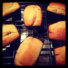 Baked Mini muffin loaf - recipe by Tina Richardson