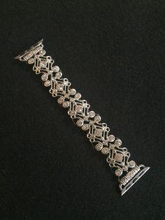 Apple Watch iWatch Band 38mm 42mm Women Bands Case by TimeKits