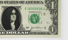 Some people draw on money!    One Dollar Bill Art by Atypyk 10