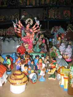 Dearth Of Artisans Killing Goan Handicrafts Dolls Navaratri