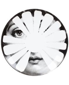 Theme and Variation Plate #37 - Fornasetti