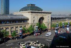 Mannheim Hauptbahnhof στην πόλη Mannheim, Baden-Württemberg