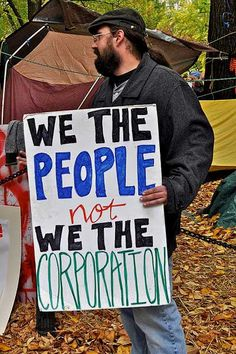 Art of the Occupy Wall St. Movement #Occupy #OWS