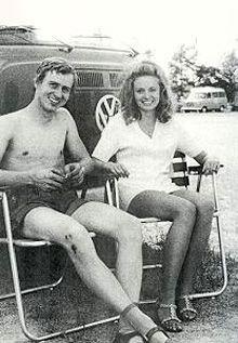 Peer Landa's racer idol -- Jarno Saarinen